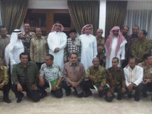 PP Al-Irsyad Al-Islamiyyah & Dubes Saudi Arabia